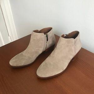 Sam Edelman Suede Ankle Boots - Women's 8.5